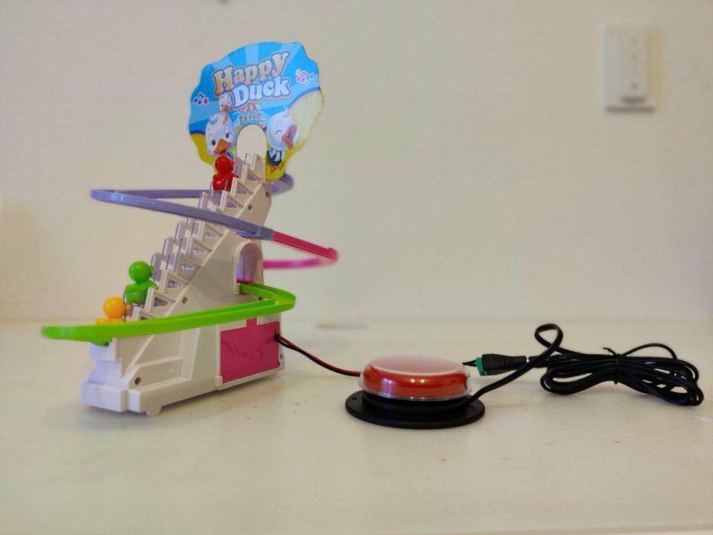 giocattoli disabilità
