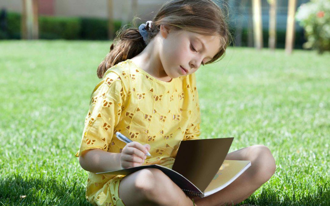 Il diario delle vacanze, un bel passatempo per bambini e ragazzi