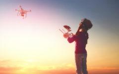 drone giocattolo scelta patentino