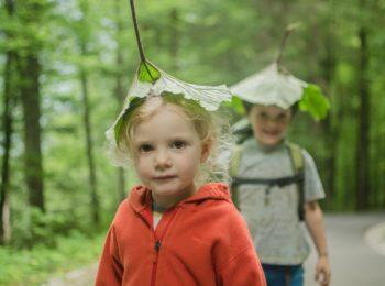 Libri per osservare, giocare e imparare dalla natura
