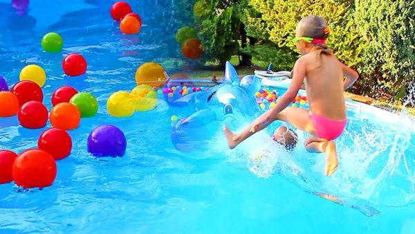 Si corrono rischi ad andare in piscina?