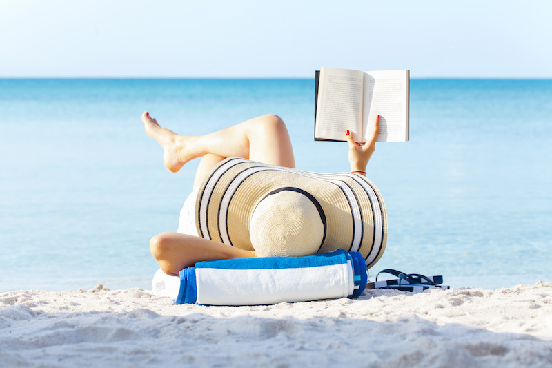 Caterina e i libri letti d'estate