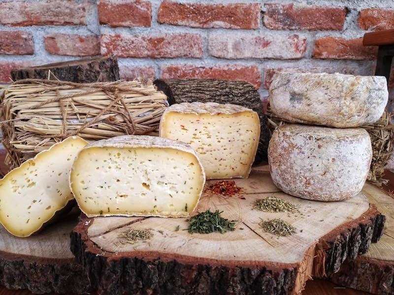 fare il formaggio