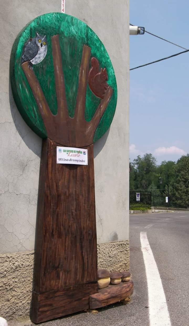 Sentiero dei Proverbi Parco Curone Lissolo