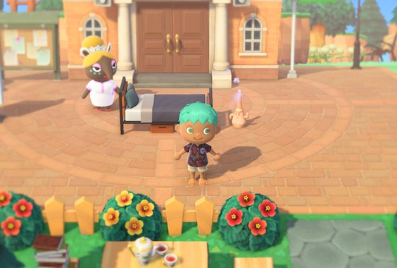 Animal Crossing, anche dal vivo!
