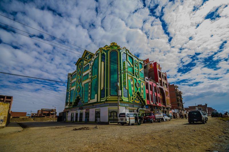 design Bolivia