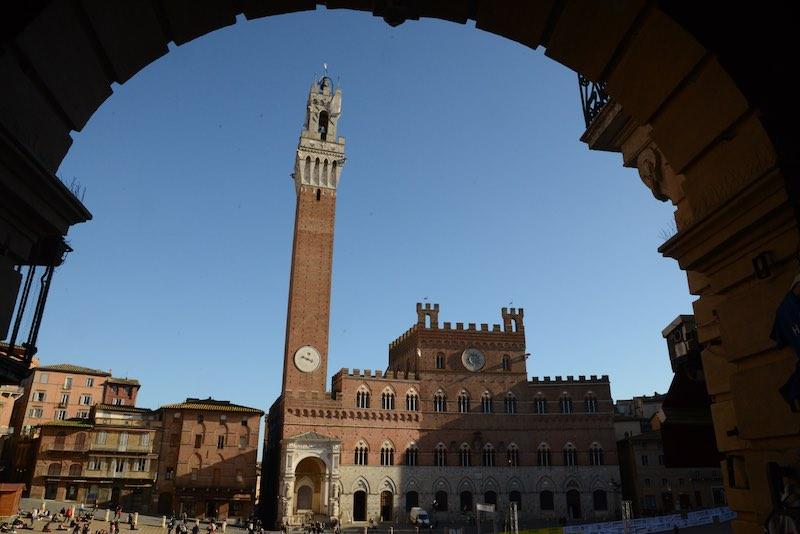 Siena with children