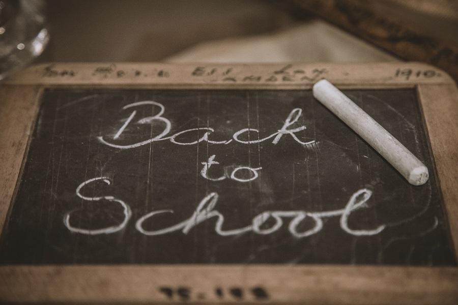 I libri per l'inizio della scuola primaria