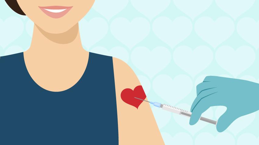 Per i bambini c'è la vaccinazione antinfluenzale gratuita