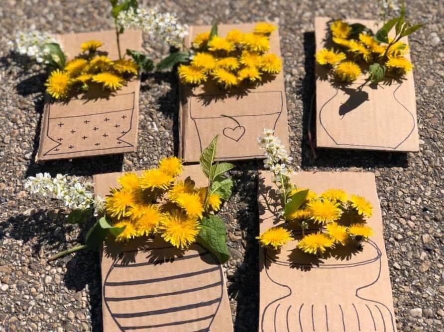 creatività fiori