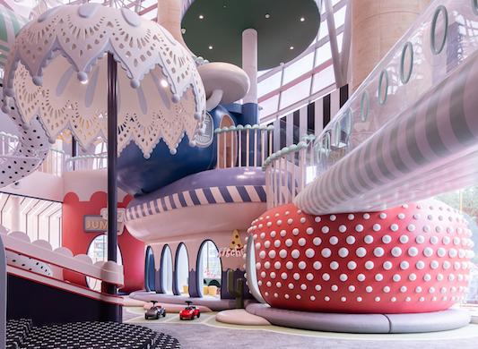 playground Shenzhen