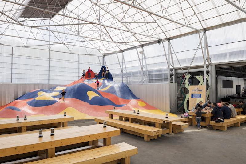 playground al chiuso