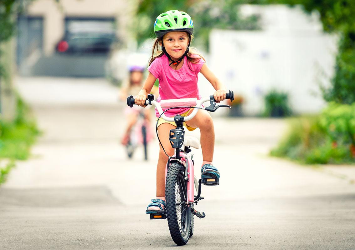 obbligo casco in bici
