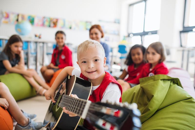 A scuola di empatia: come spiegare la disabilità ai bambini