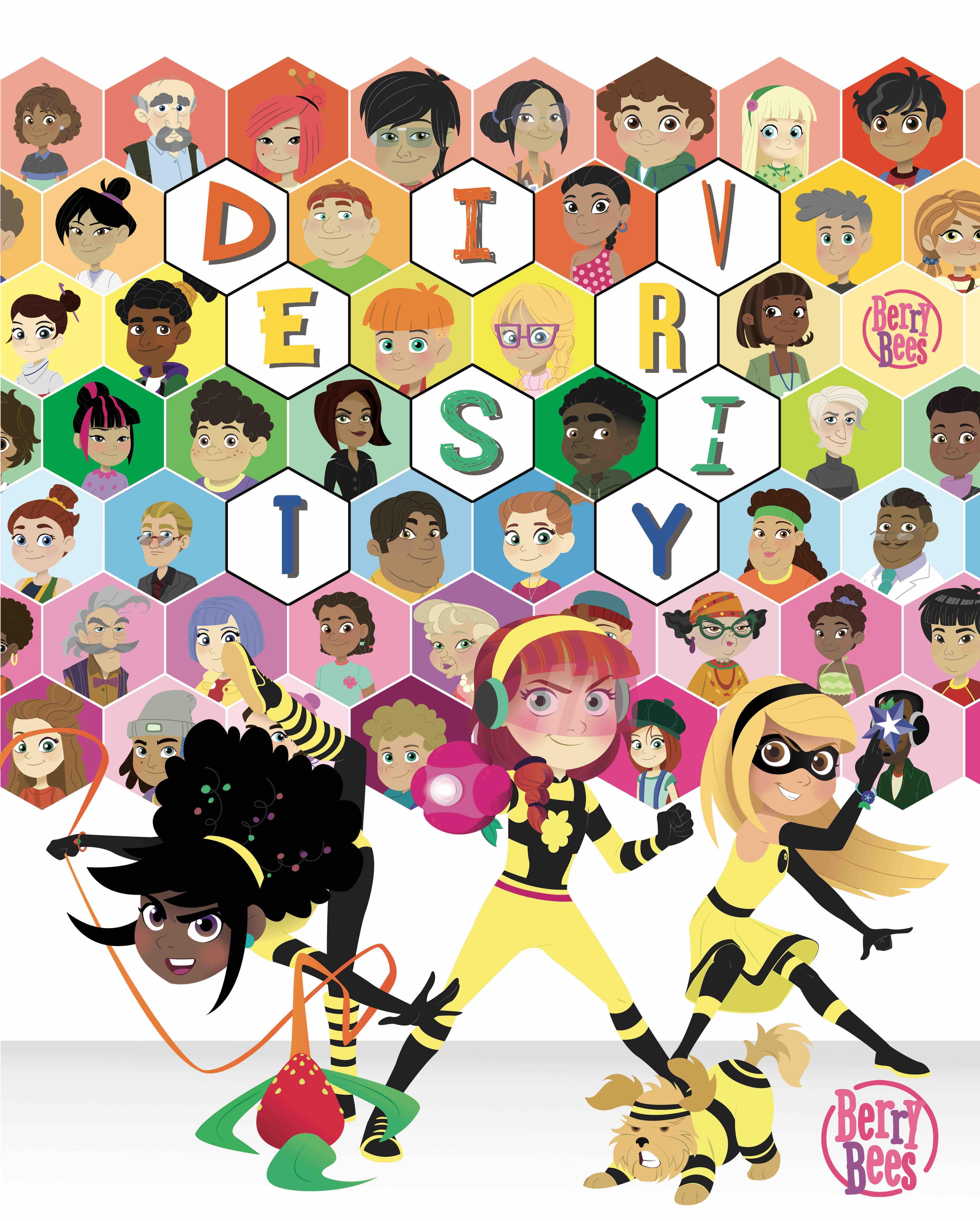 Berry Bees premiata agli Oscar dell'inclusione