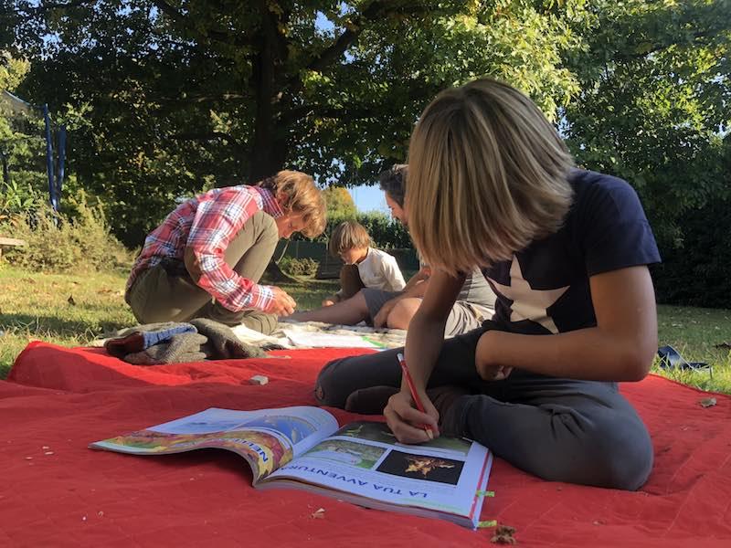 Homeschooling: la scuola la facciamo noi!