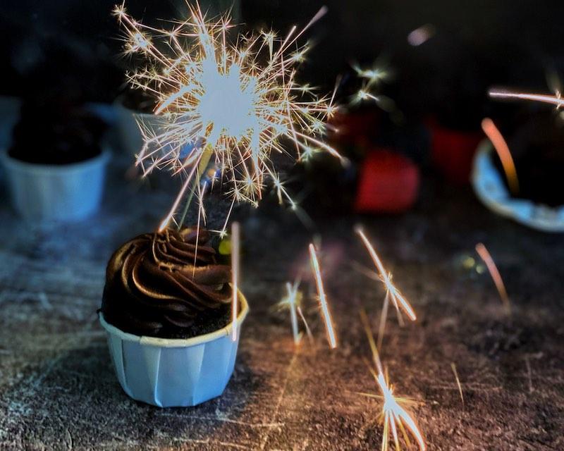 Christmas Cupcake, il dolce al cucchiaio natalizio