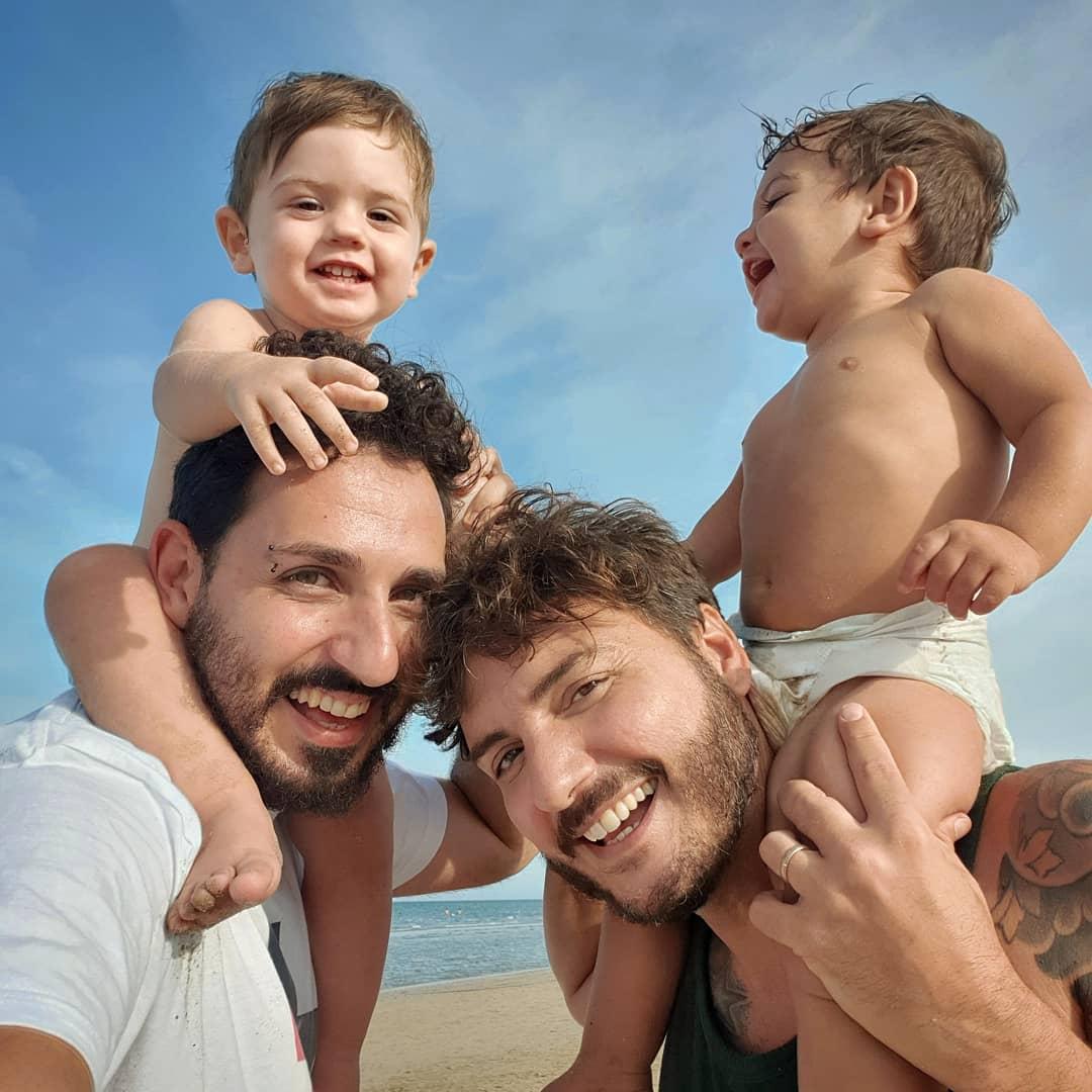 famiglia omogenitoriale