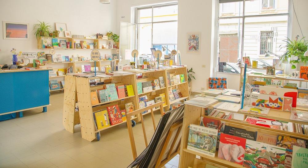 librerie bambini Milano