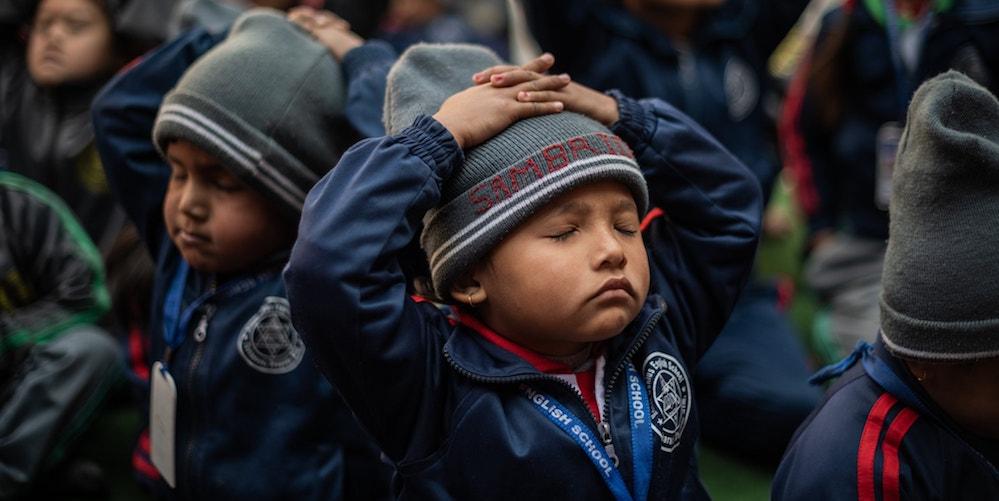Nepal: lo yoga a scuola diventa materia obbligatoria