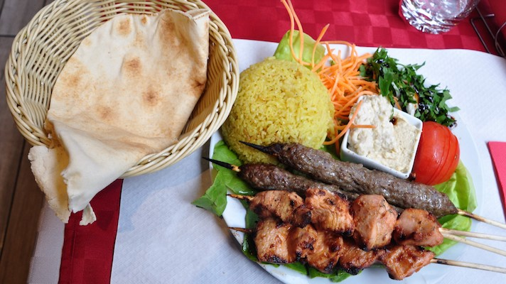 ristorante siriano torino