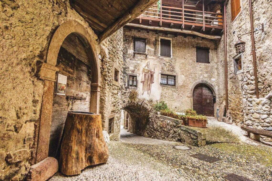 borghi medievale