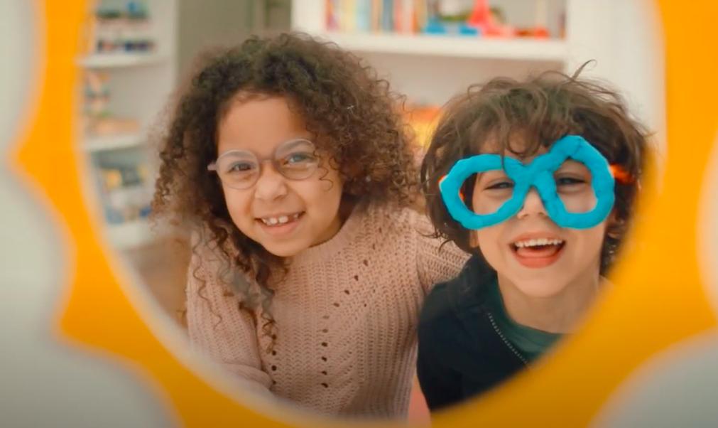 """Play-Doh lancia un progetto per l'inclusività: """"Liberi di creare insieme"""""""