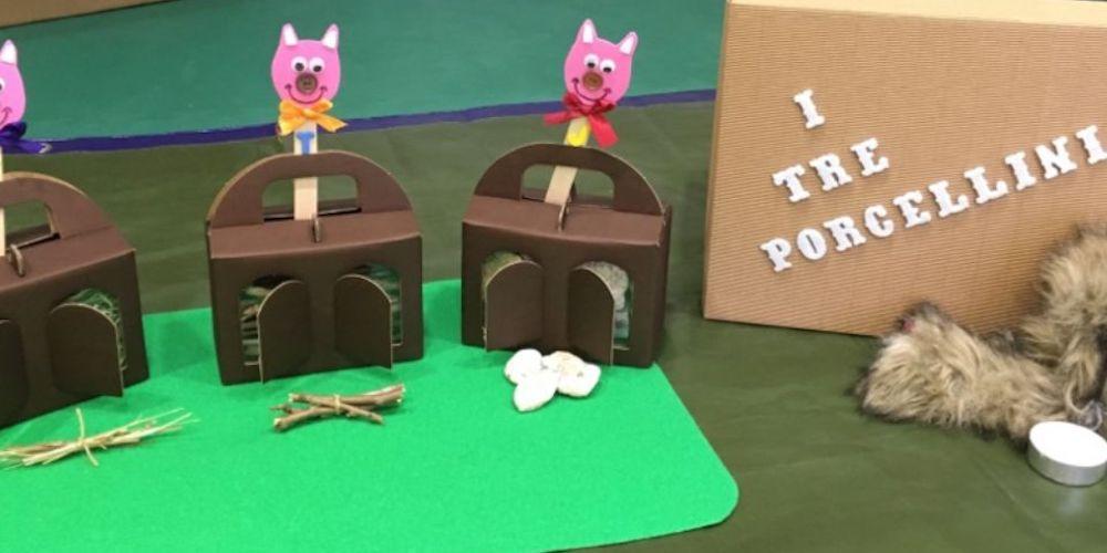 La scatola narrante, per giocare con la fantasia