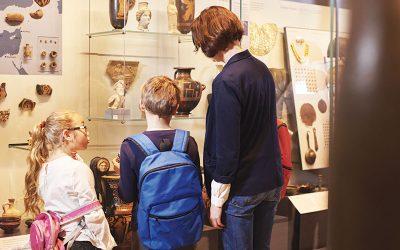 10 consigli per visitare un museo con i bambini