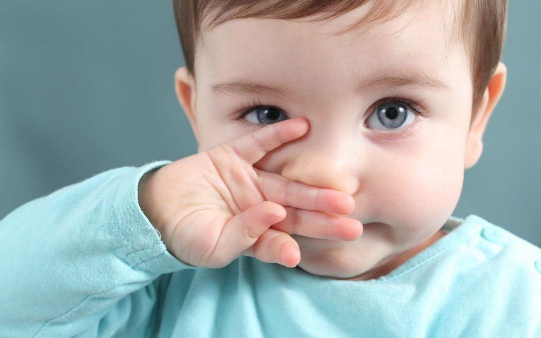 Sangue dal naso: NO PANIC