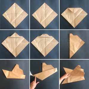 battello di carta